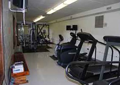 fitness-center-cuttys-camping-resort-iowa